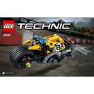 LEGO Stunt Bike Set 42058 Instructions