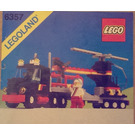 LEGO Stunt 'Copter N' Truck Set 6357 Instructions