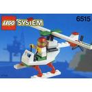 LEGO Stunt Copter Set 6515