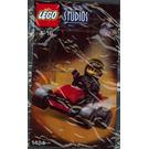 LEGO Stunt Go-Kart Set 1424
