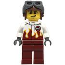 LEGO Stunt Pilot Minifigure