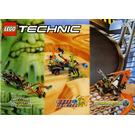 LEGO Stunt Race Set 8307