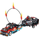 LEGO Stunt Show Truck & Bike Set 42106