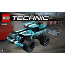 LEGO Stunt Truck Set 42059 Instructions