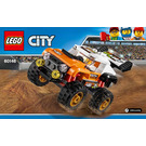 LEGO Stunt Truck Set 60146 Instructions