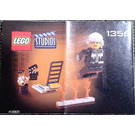 LEGO Stuntman Catapult Set 1356 Instructions
