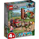 LEGO Stygimoloch Dinosaur Escape Set 76939 Packaging