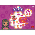 LEGO Stylin' Citrus Jewels-n-More Set 7534 Instructions