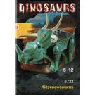 LEGO Styracosaurus Set 6722