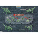 LEGO Styracosaurus Set 6722 Instructions