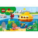LEGO Submarine Adventure Set 10910 Instructions