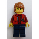 LEGO Submariner Female Minifigure