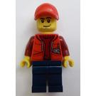 LEGO Submariner Male Minifigure