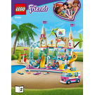 LEGO Summer Fun Water Park Set 41430 Instructions