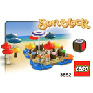 LEGO Sunblock (3852) Instructions