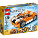 LEGO Sunset Speeder Set 31017 Packaging
