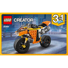 LEGO Sunset Street Bike Set 31059 Instructions