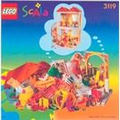 LEGO Sunshine Home Set 3119 Instructions