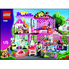 LEGO Sunshine Home Set 7586 Instructions