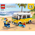 LEGO Sunshine Surfer Van Set 31079 Instructions