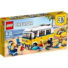 LEGO Sunshine Surfer Van Set 31079 Packaging