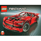 LEGO Super Car Set 8070 Instructions
