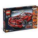 LEGO Super Car Set 8070 Packaging