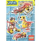 LEGO Super Constructor Set 3582 Instructions