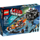 LEGO Super Cycle Chase Set 70808 Packaging