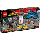 LEGO Super Hero Airport Battle Set 76051 Packaging