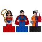 LEGO Super Heroes Magnet Set (853432)