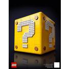 LEGO Super Mario 64 Question Mark Block Set 71395 Instructions