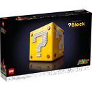 LEGO Super Mario 64 Question Mark Block Set 71395 Packaging