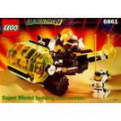 LEGO Super Model Building Instruction Set 6861-2