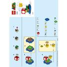 LEGO Super Mushroom Surprise Set 30385 Instructions