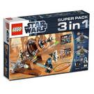 LEGO Super Pack 3-in-1 Set 66431