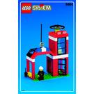 LEGO Super Rescue Complex Set 6464 Instructions