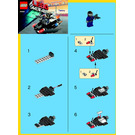 LEGO Super Secret Police Enforcer  Set 30282 Instructions