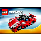 LEGO Super Speedster Set 5867 Instructions