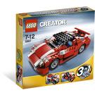 LEGO Super Speedster Set 5867 Packaging