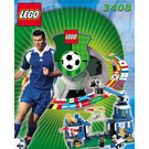 LEGO Super Sports Coverage Set 3408 Instructions