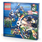 LEGO Super Sports Coverage Set 3408 Packaging