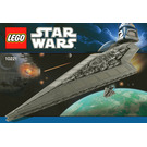 LEGO Super Star Destroyer  Set 10221 Instructions