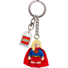 LEGO Supergirl Key Chain (853455)
