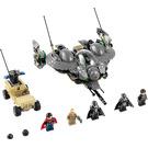 LEGO Superman: Battle of Smallville Set 76003