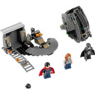 LEGO Superman: Black Zero Escape Set 76009