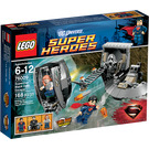 LEGO Superman: Black Zero Escape Set 76009 Packaging