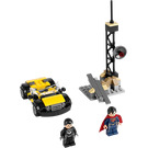LEGO Superman Metropolis Showdown Set 76002