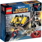 LEGO Superman Metropolis Showdown Set 76002 Packaging