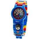 LEGO Superman Minifigure Link Watch (5004065)